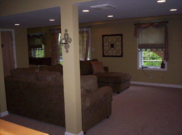 basement remodeling bridgwater taunton middleboro massachusetts