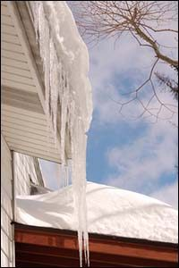 Preventing Ice Dams in Norton, MA
